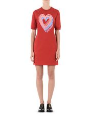 Short dress Woman LOVE MOSCHINO