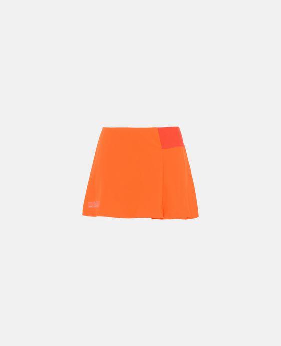 Orange Barricade Skirt