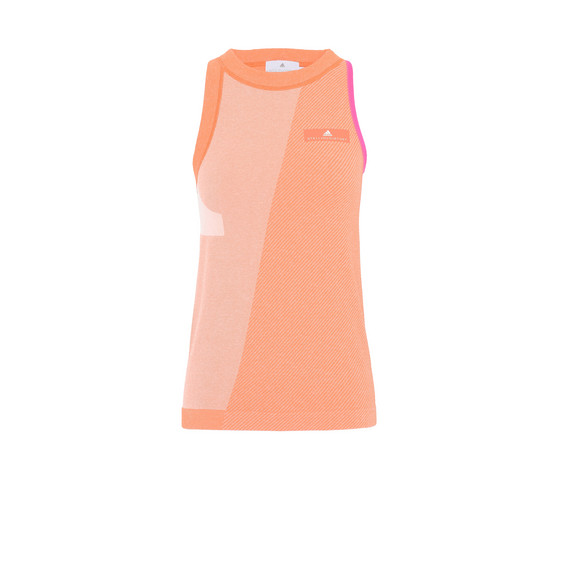 Orange Barricade Tank Top