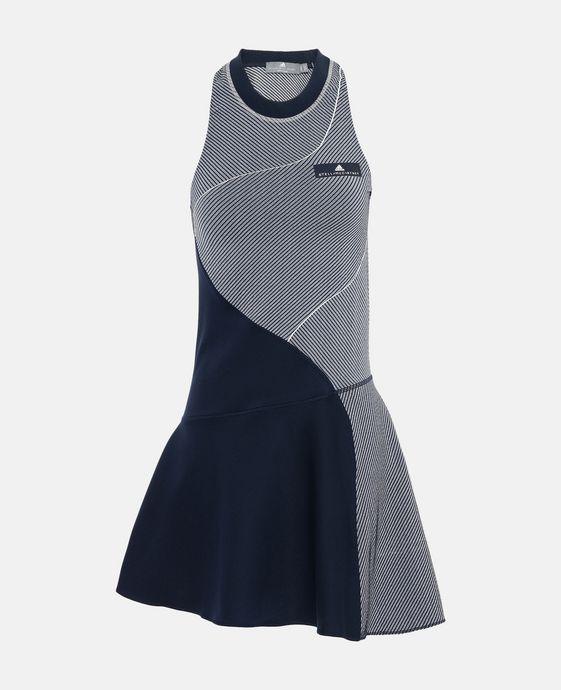 Blue Barricade Dress