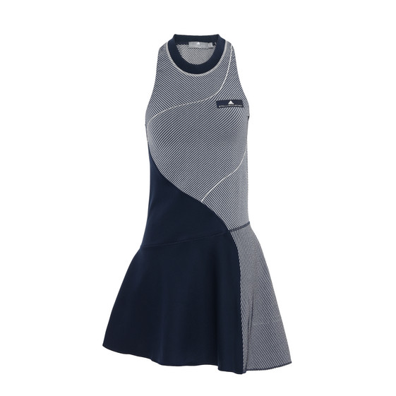 Blue Barricade Dress