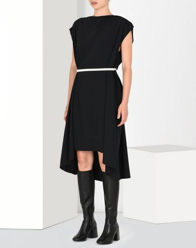 MM6 by MAISON MARGIELA Oversized knee-length dress 3/4 length dress D f