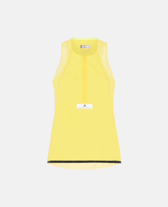 Yellow Adizero Running Top