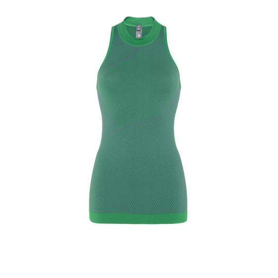Green Yoga Tank