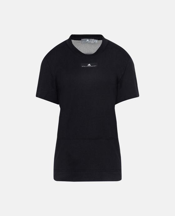 黑色 Running 上衣