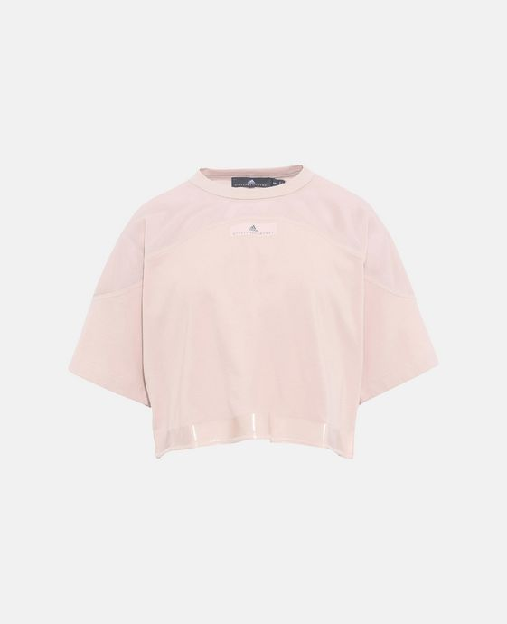 Rose Essential Cropped Top