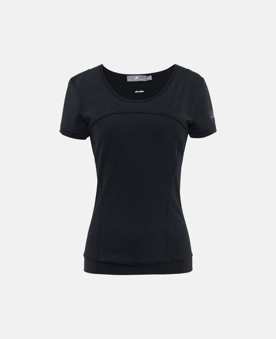 Black Essential Workout Top