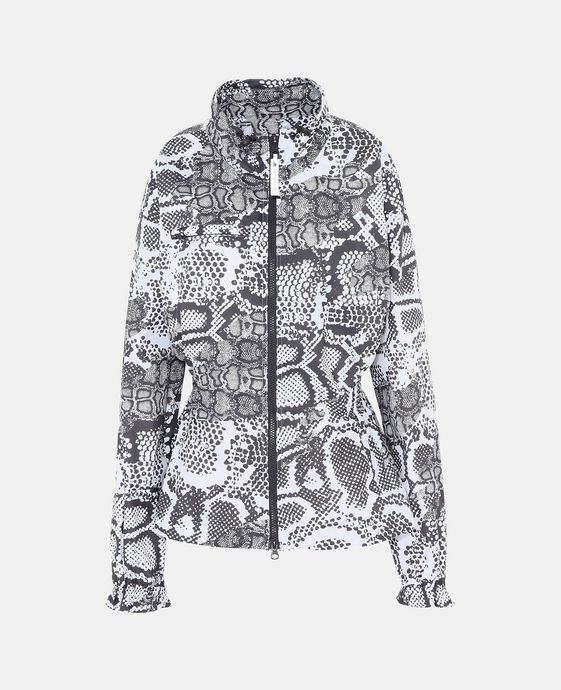 Exclusive Run Snake Print Jacket