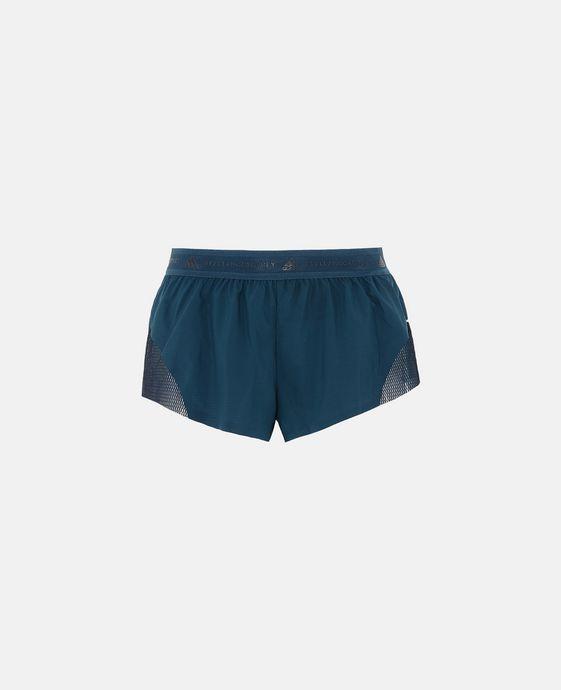 蓝色 Running Adizero 短裤