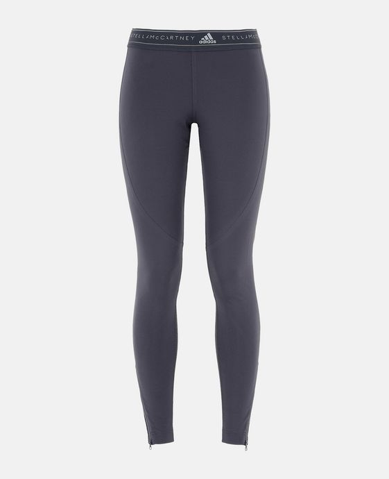Gray Running Tights