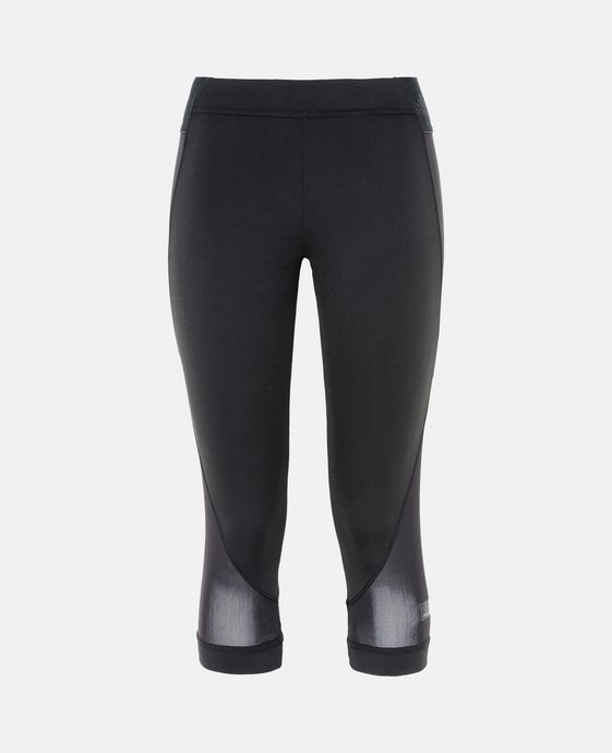 Black 3/4 Training Tights