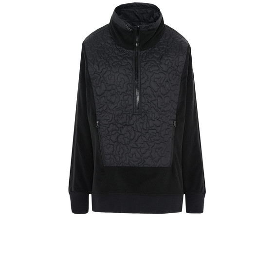 Black Running Jacket