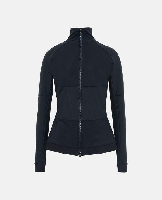 ブラックリベッドジャケット