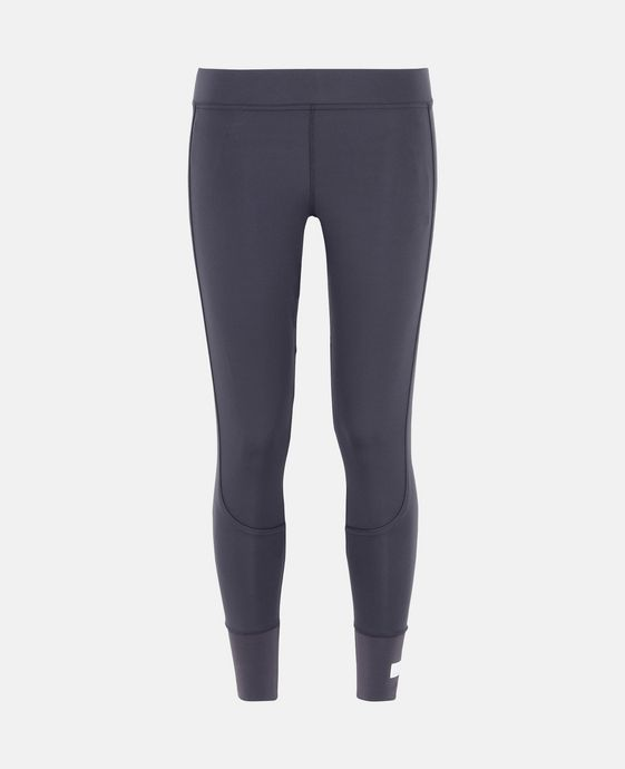 Grey Performance 7/8 Tights