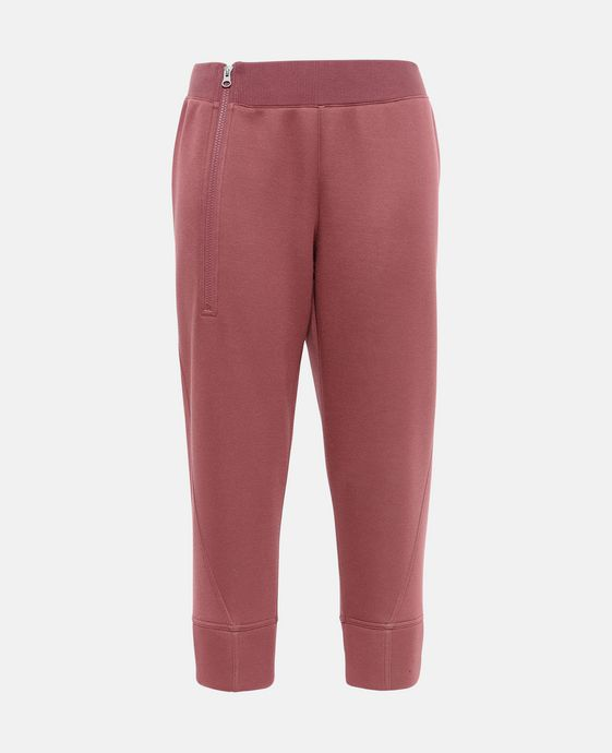 Red Essential 3/4 Sweatpants