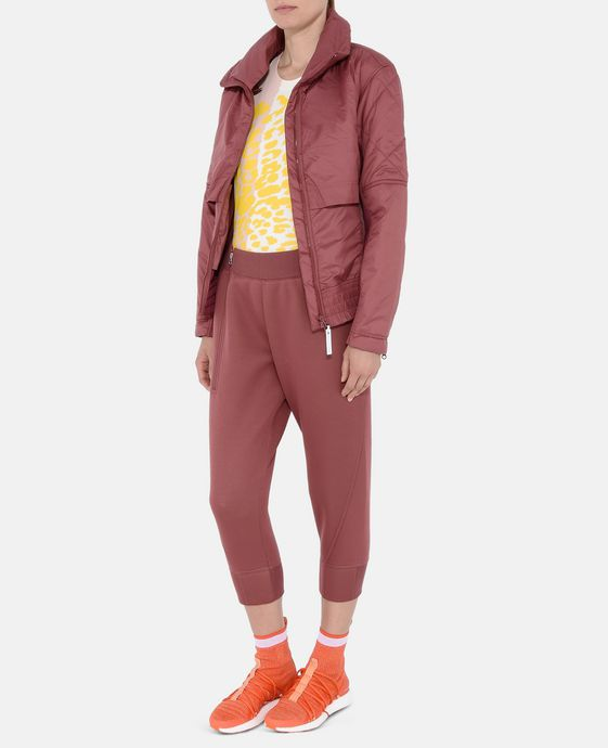 ADIDAS by STELLA McCARTNEY Red Essential 3/4 Sweatpants adidas Bottoms D h