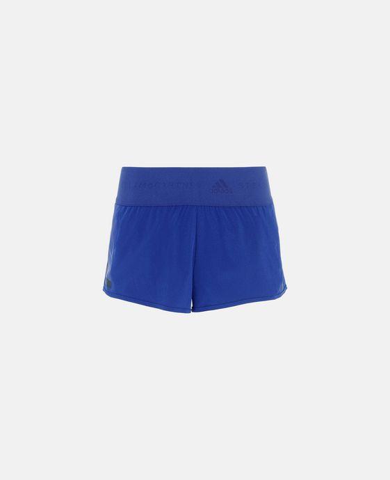 Blue Training Shorts