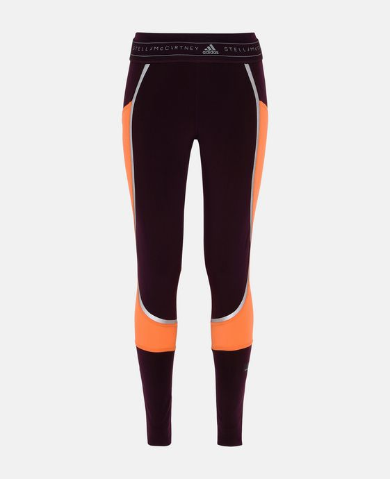 Burgundy Climaheat Tights