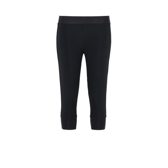 Black Essential 3/4 Tights