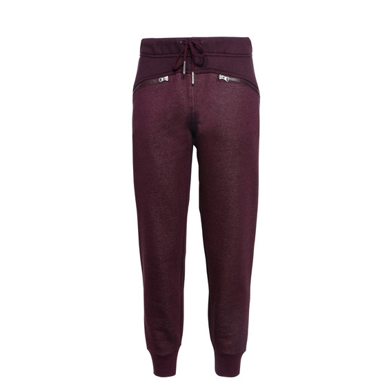 Pantalon de survêtement Essential rouge