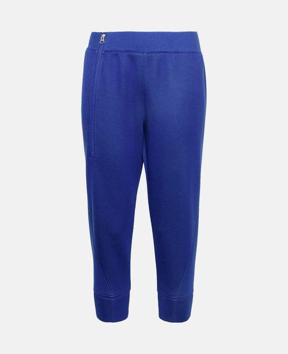 Blue Essential 3/4 Sweatpants