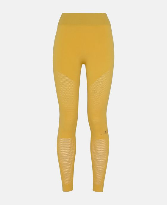 Yellow Training Tights