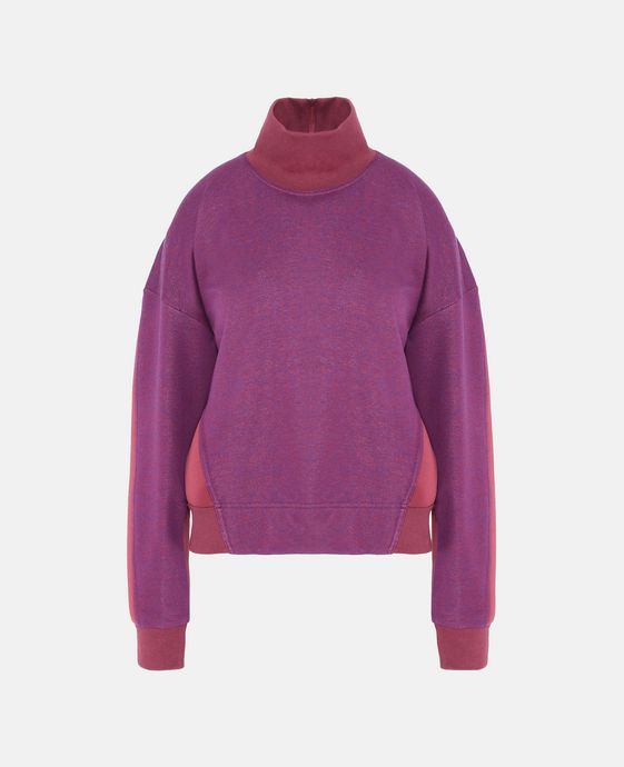 Purple Yoga Sweater
