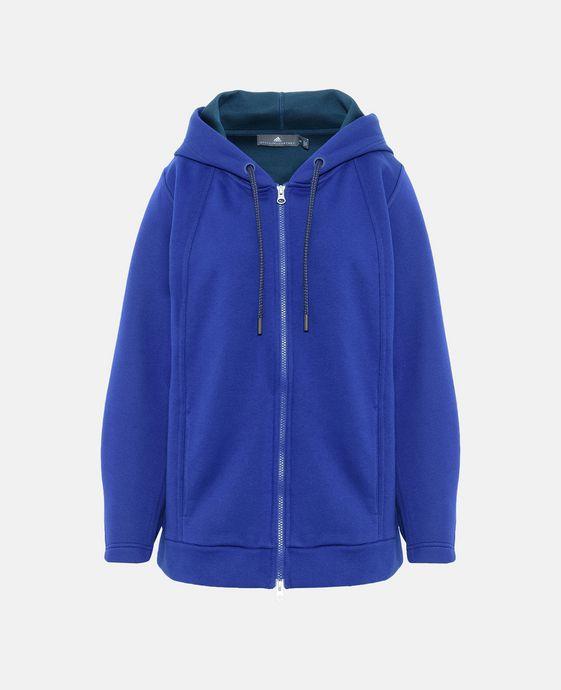 Blue Essential Spacer Hoodie
