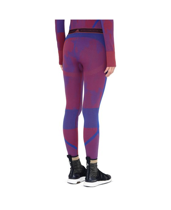 ADIDAS by STELLA McCARTNEY Seamless Running Tights Running Bottoms D g