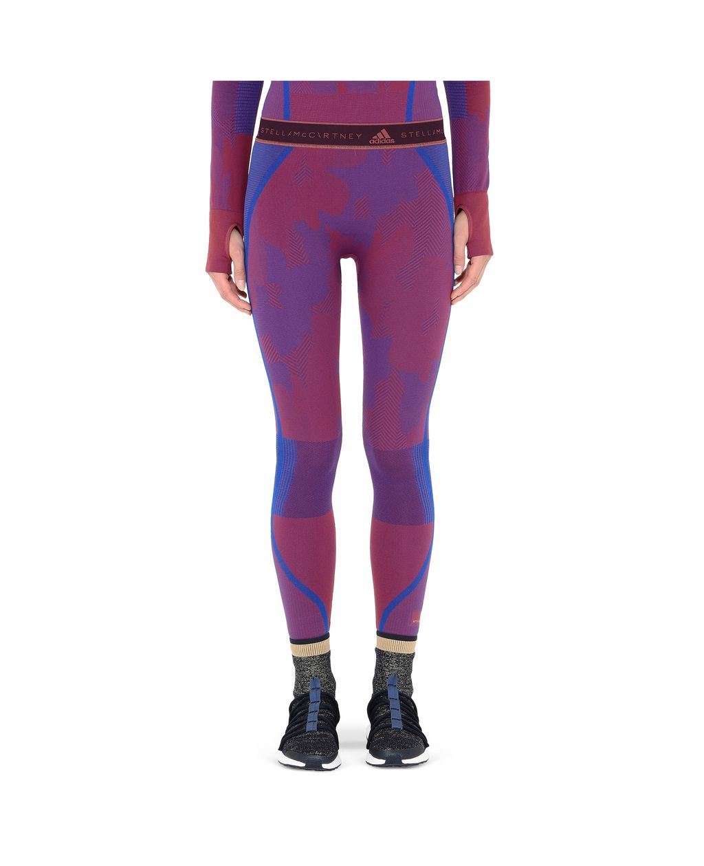 Seamless Running Tights - ADIDAS by STELLA McCARTNEY