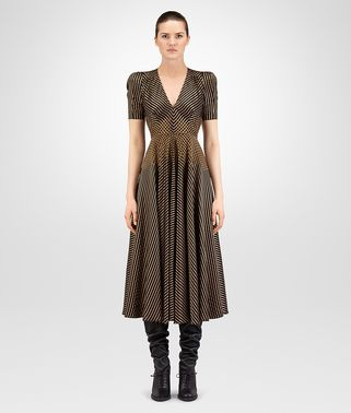 NERO VISCOSE DRESS