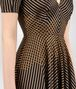 BOTTEGA VENETA NERO VISCOSE DRESS Dress Woman ap