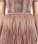 BOTTEGA VENETA DESERT ROSE CRÊPE DE CHINE DRESS Dress Woman ap
