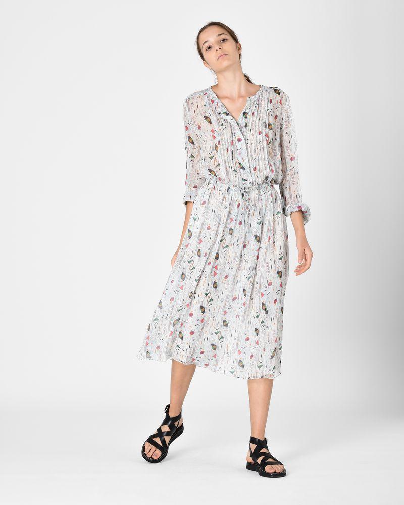 BAPHIR tunic dress ISABEL MARANT ÉTOILE LONG DRESS Woman BAPHIR tunic dress  r