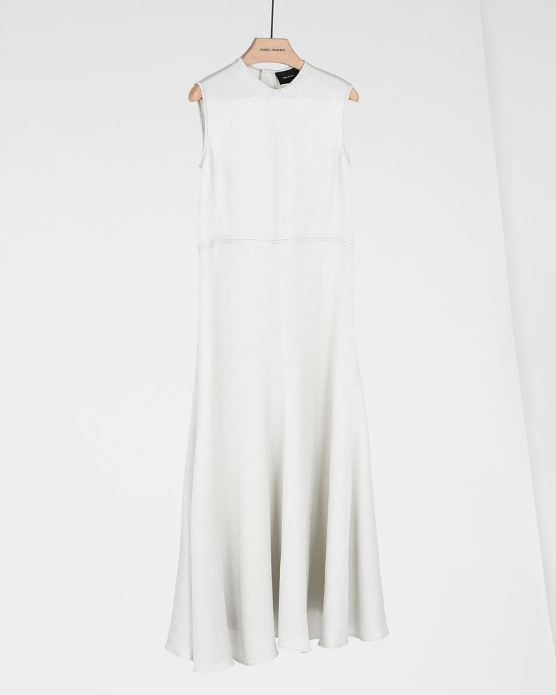 TIARA fluid dress ISABEL MARANT