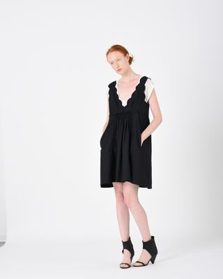 WILBY cotton dress