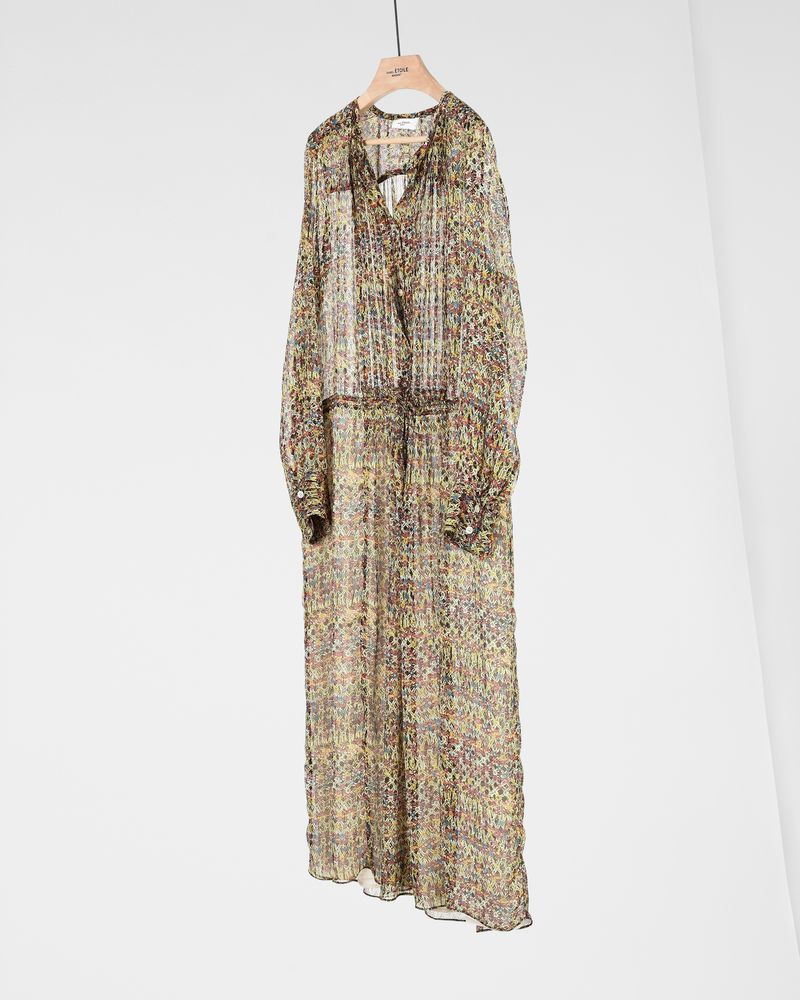 BAPHIR tunic dress ISABEL MARANT ÉTOILE