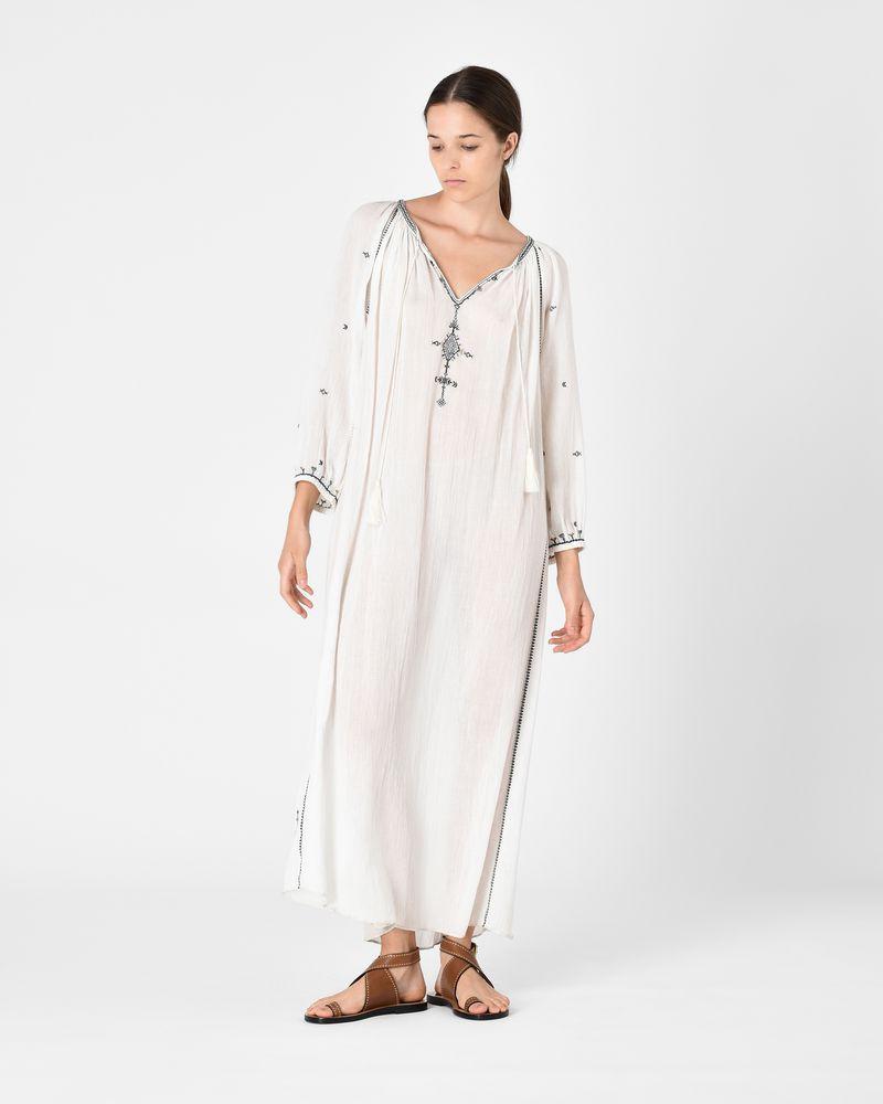 MEADLON long fluid dress ISABEL MARANT ÉTOILE