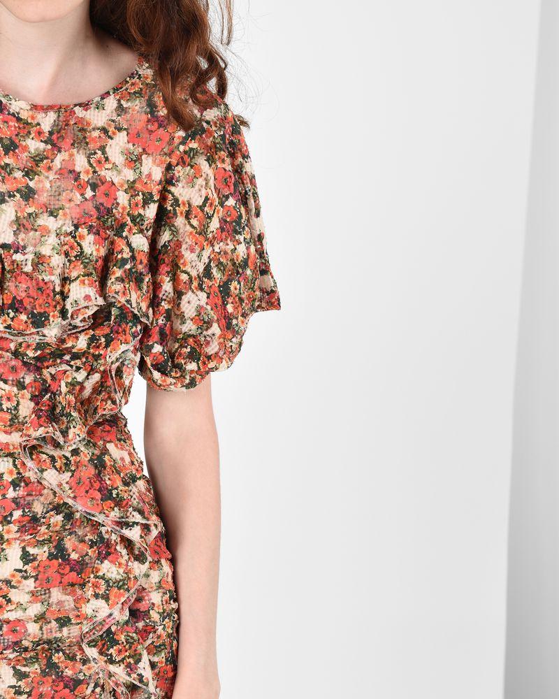 FACE short dress ISABEL MARANT