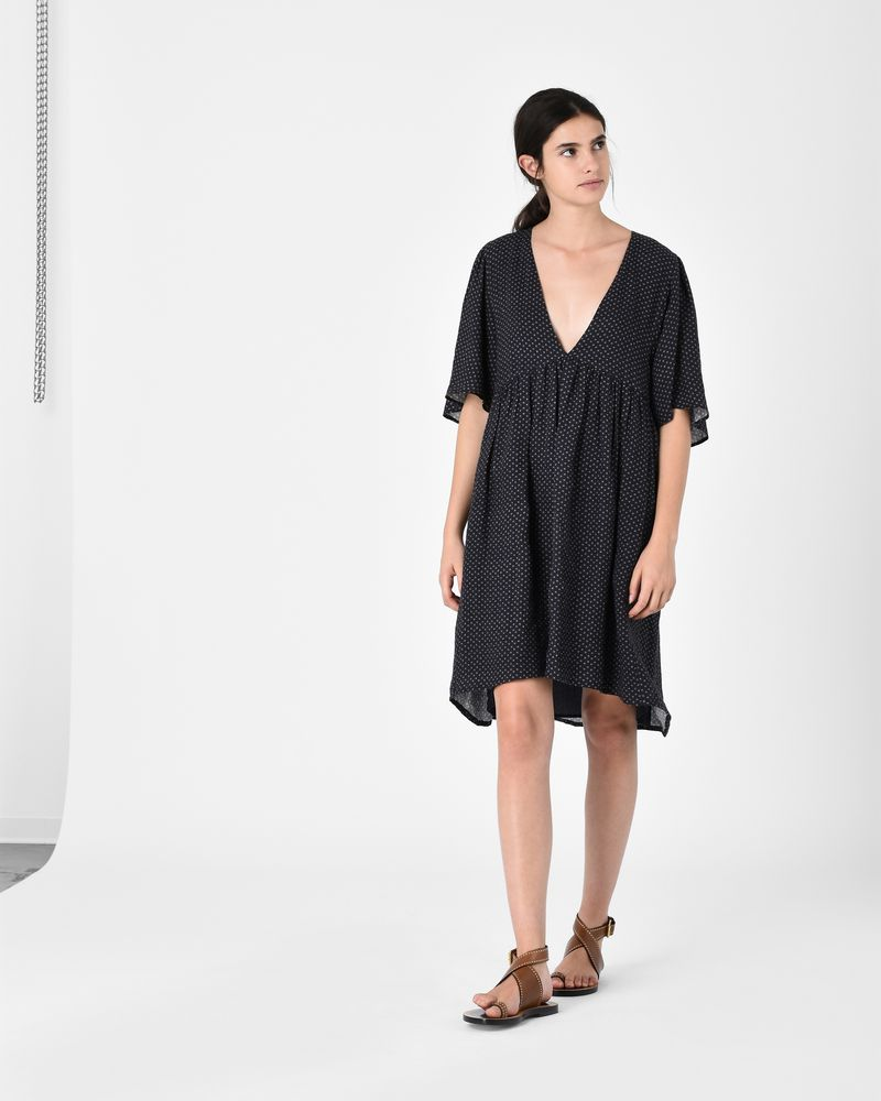 TALITA linen dress ISABEL MARANT ÉTOILE