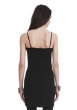 ALEXANDER WANG TAILORED MINI DRESS WITH  BARTACK DETAIL 短款连衣裙 Adult 8_n_d