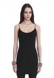 ALEXANDER WANG TAILORED MINI DRESS WITH  BARTACK DETAIL 短款连衣裙 Adult 8_n_e