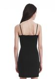 ALEXANDER WANG TAILORED MINI DRESS WITH  BARTACK DETAIL 短款连衣裙 Adult 8_n_r