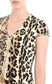 JUST CAVALLI Short V neck dress Short dress D e