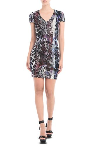 JUST CAVALLI Short dress D Short V neck dress f