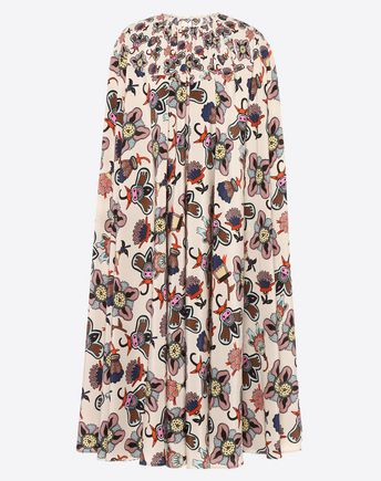 VALENTINO Printed dress D NB3VADQ13EB E34 f