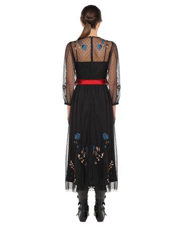 REDValentino NR0VA5L01GK 0NO Embroidered dress Woman r
