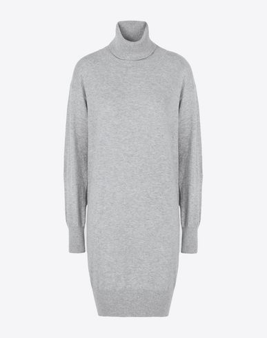 MAISON MARGIELA Minidress D Turtleneck sweater dress f