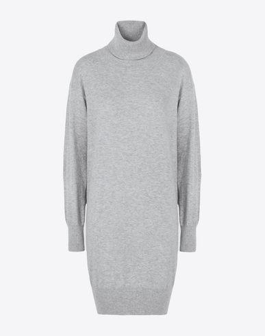 MAISON MARGIELA Turtleneck sweater dress Minidress D f