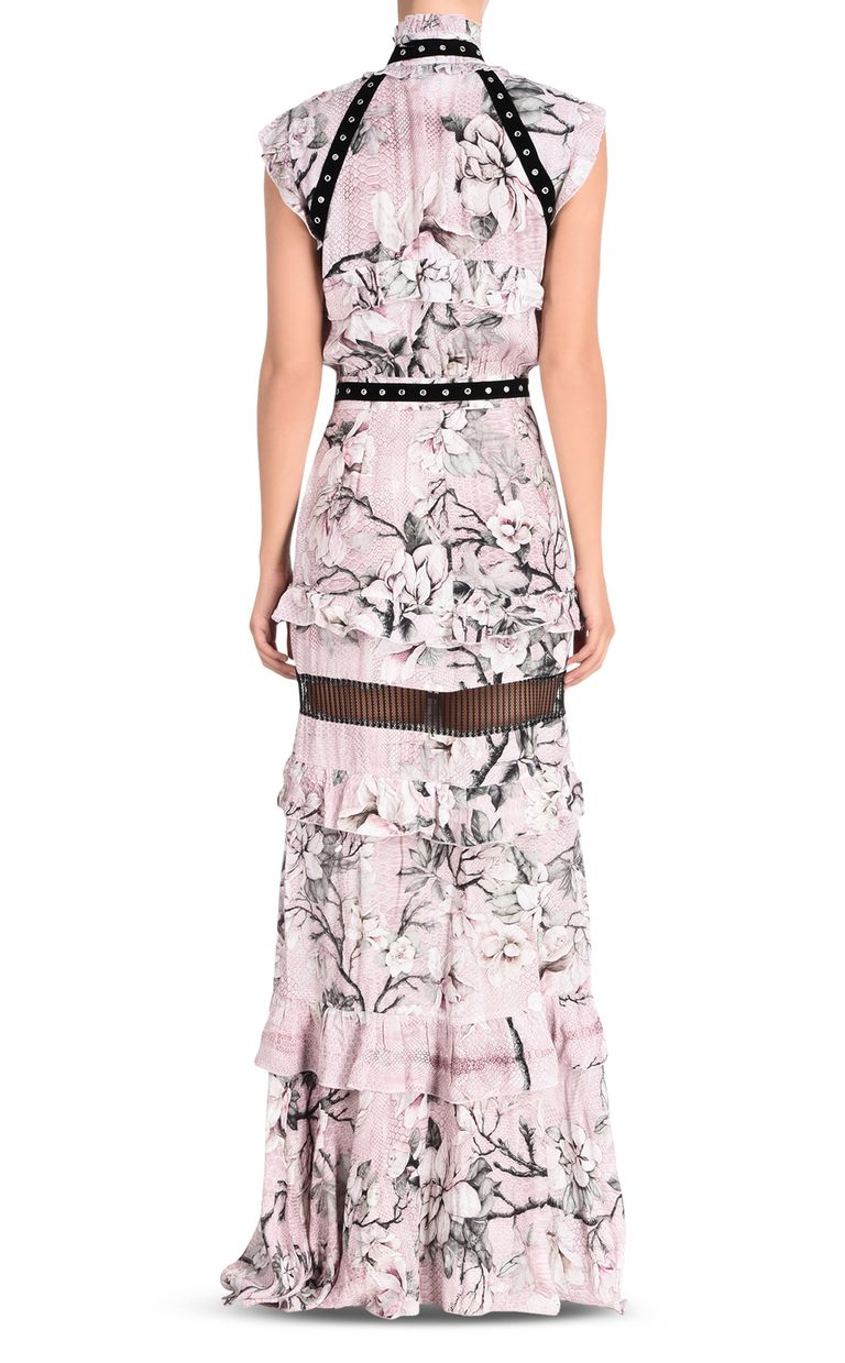 JUST CAVALLI Long Magnolia Of My Heart dress Long dress D d